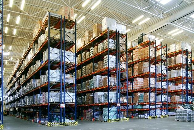Warehousing Solutions Premium lift truck