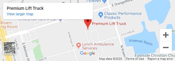 Premium Lift Trucks Google Maps