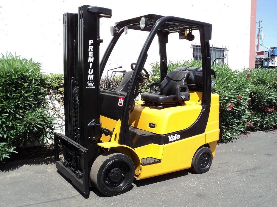 General Forklift Services